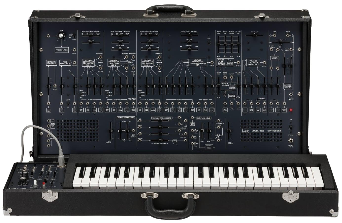 Korg ARP 2600 FS Semi Modular Analog Synthesizer